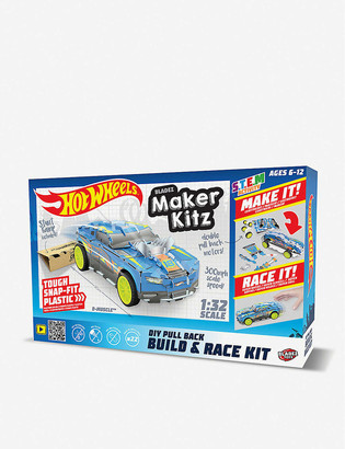 Hot Wheels Maker Kitz Build and Race Kit