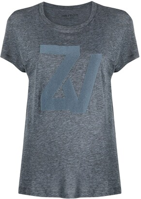 Zadig & Voltaire Walk Chine Overdyed T-shirt