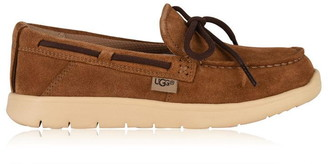 UGG Girls Beach Moc Slip On Shoes