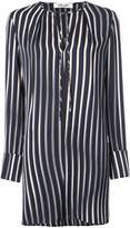 Diane von Furstenberg striped shift dress