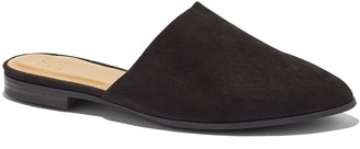 New York & Co. Faux-Suede Mule