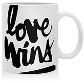 DENY Designs Kal Barteski Love Wins Mug