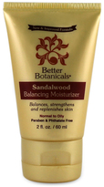 Better Botanicals Sandalwood Balancing Moisturizer