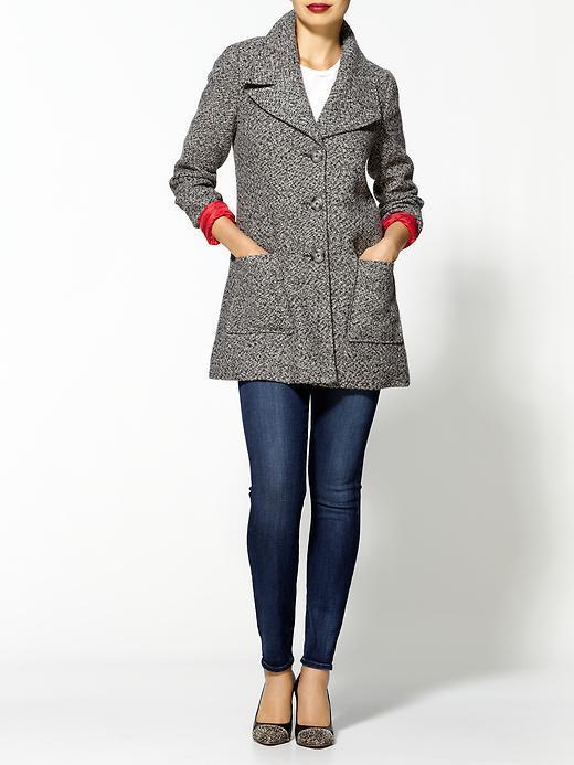 BB Dakota Tweed Coat