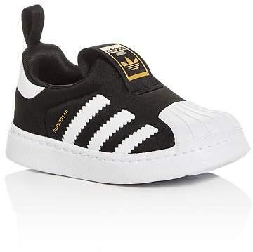 adidas Unisex Superstar 360 Slip-On Sneakers - Walker, Toddler