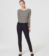 LOFT Ankle Zip Essential Skinny Pants in Marisa Fit