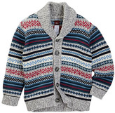 Tea Collection Anselmo Shawl Cardigan (Toddler, Little Boys, & Big Boys)