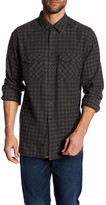 Billy Reid Graham Plaid Long Sleeve Standard Fit Shirt