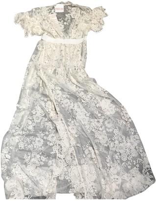 Aniye By White Lace Dress for Women
