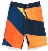 Billabong Boy's Prodigy X 19 Peformance Fit Board Shorts