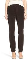 NYDJ 'Alina' Skinny Stretch Corduroy Pants (Petite)