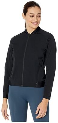 Ryu Aero Bomber (Black) Women's Clothing