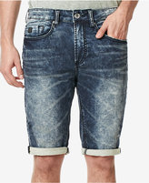 Buffalo David Bitton Men's Parker-X Skinny-Fit Stretch Denim Shorts