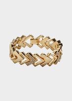 Versace Crystal Arrow Bracelet