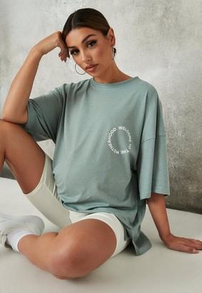 Missguided Motherhood Graphic Maternity T Shirt