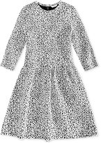 GUESS Leopard-Print Dress, Big Girls (7-16)