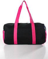 Bloomingdale's Boomingdale's Black Duffle Handbag Size Large
