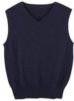 Andy & Evan Infant Boy's Knit Cotton Sweater Vest