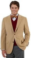 Brooks Brothers Three-Button Camel Hair Sport Coat