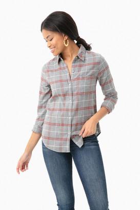 Faherty Juliet Plaid Malibu Shirt