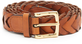 Etro Wrap leather belt