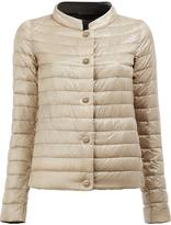 Herno high neck down jacket - women - Feather Down/Polyamide - 40