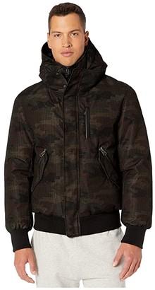 Mackage Dixon-NFN Hooded Down Jacket (Camo) Men's Coat