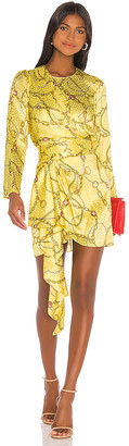 Ronny Kobo Santana Dress