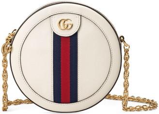 Gucci Mini Ophidia Round Leather Bag