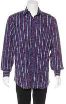 Etro Striped Woven Shirt