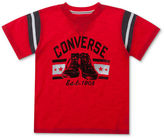 Converse T-Shirt, Boys Crew Football Tee