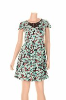 Kensie Women's Pansies Dress KS2K7452 SM