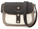 Furla Emma S Colorblocked Cross-Body Bag