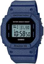 Casio Baby-G BGD560DE-2 Women's Watch Denim Blue