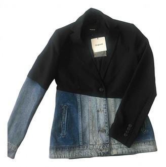 Desigual Black Denim - Jeans Jacket for Women