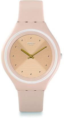 Swatch Skinskin - SVUT100 (Pink) Watches