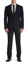 Kenneth Cole New York Notch Lapel Two Button Suit