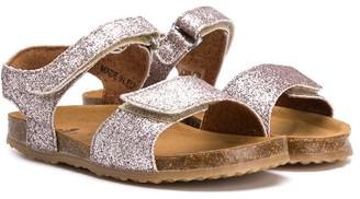 Pépé Glittered Sandals
