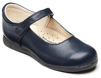 FootMates Infant's, Toddler's, & Kid's Liz Leather Mary Jane