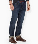 Polo Ralph Lauren Big & Tall Hampton Straight-Fit Lightweight Morris-Wash Jeans