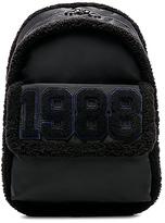 Fenty by Puma Sherpa Backpack in Black.