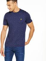 Lyle & Scott Fil Coupe T-Shirt