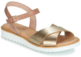 Casual Attitude JALAYEDE women's Sandals in Pink