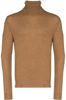 Eleventy Roll-Neck Jumper