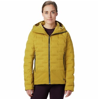 Mountain Hardwear Super DS Climb Hooded Down Jacket - Women's