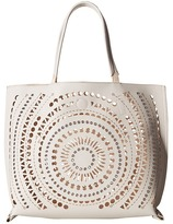 Chinese Laundry AnnaBelle Perforated Reversible Tote