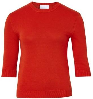 ALEXANDRA GOLOVANOFF Kawai 3/4 sleeve jumper