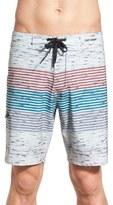 Imperial Motion 'Howard' Stripe Board Shorts