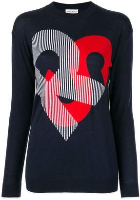 Sonia Rykiel 'RS' knitted top