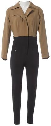 Louis Vuitton Black Polyester Jumpsuits